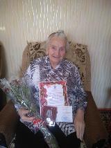 Вручение юбилейной медали «75 лет Победы в Великой Отечественной войне 1941 - 1945 гг.»